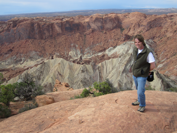 Upheaval Dome, Colorado Plateau, Summer of 2011