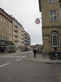 Aarhus, Denmark, October, 2013